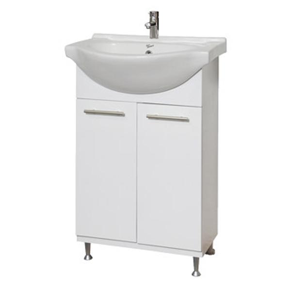 Мебел за баня с умивалник Класика 55Ш 858 311514