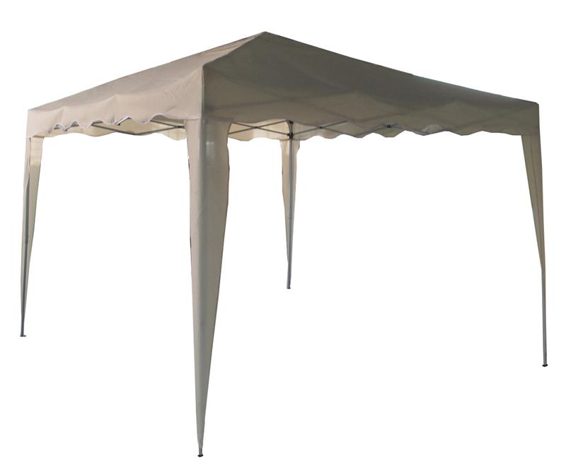 POP-UP шатра 210D OXFORD бежова 346490