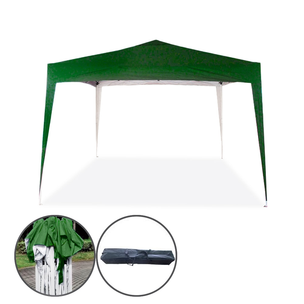 POP-UP шатра 210D OXFORD зелена 346491