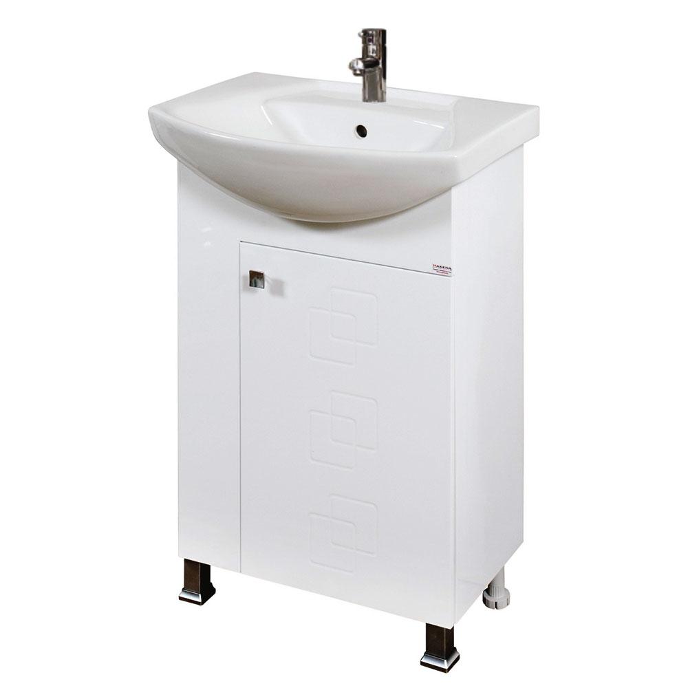 Мебел за баня с умивалник Лазур 3434972