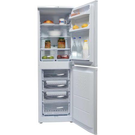 Хладилник с фризер Indesit CAA 55
