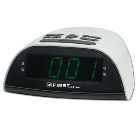 Радио часовник First FA-2406-4