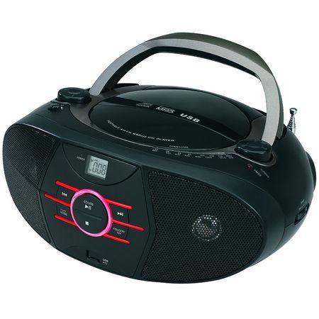 Преносимо радио SD/MP3/ плеър Elite BB-18