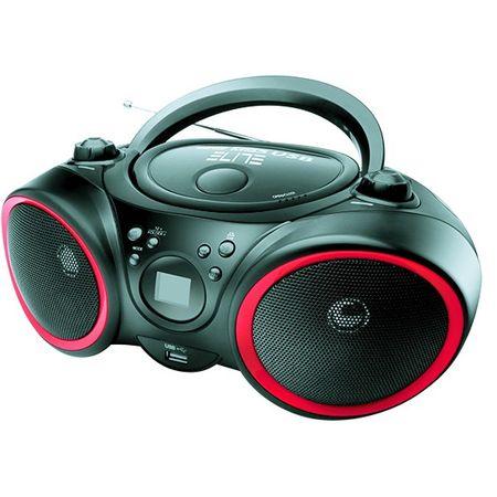 Преносимо радио SD/MP3/ плеър Elite BB-82