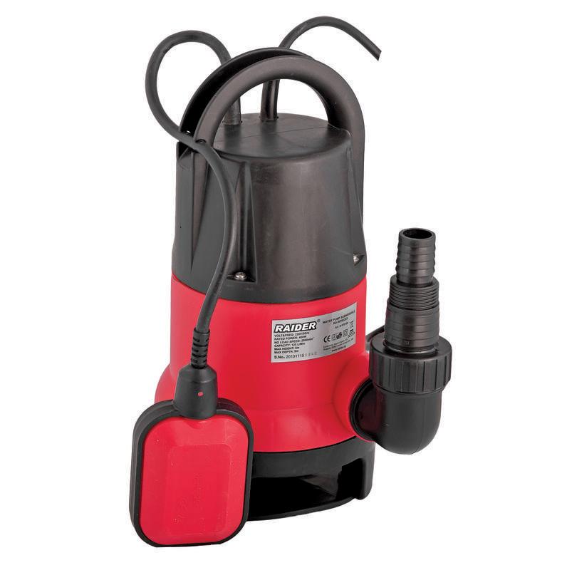 070106 Водна потопяема помпа RD-WP002EX 400W