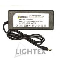 Трансформатор LED 12V 36W 3А IP44