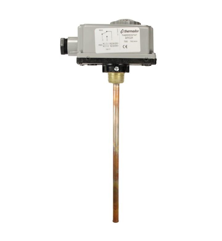 Термостат със защита IMIT потопяем 46812
