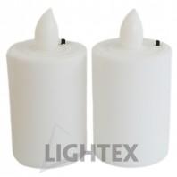 LED Декоративни свещи 4004 х 2бр.блистер