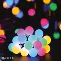 LED Светещи топки 100m IP44 230V