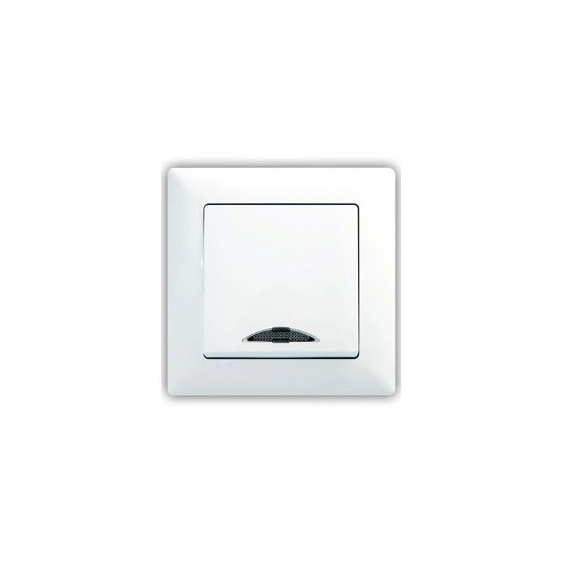 Ключ Гюнсан сх.1 светещ бял 401102