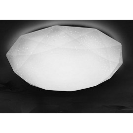 LED плафон DIAMOND 12W 4000K Ф260