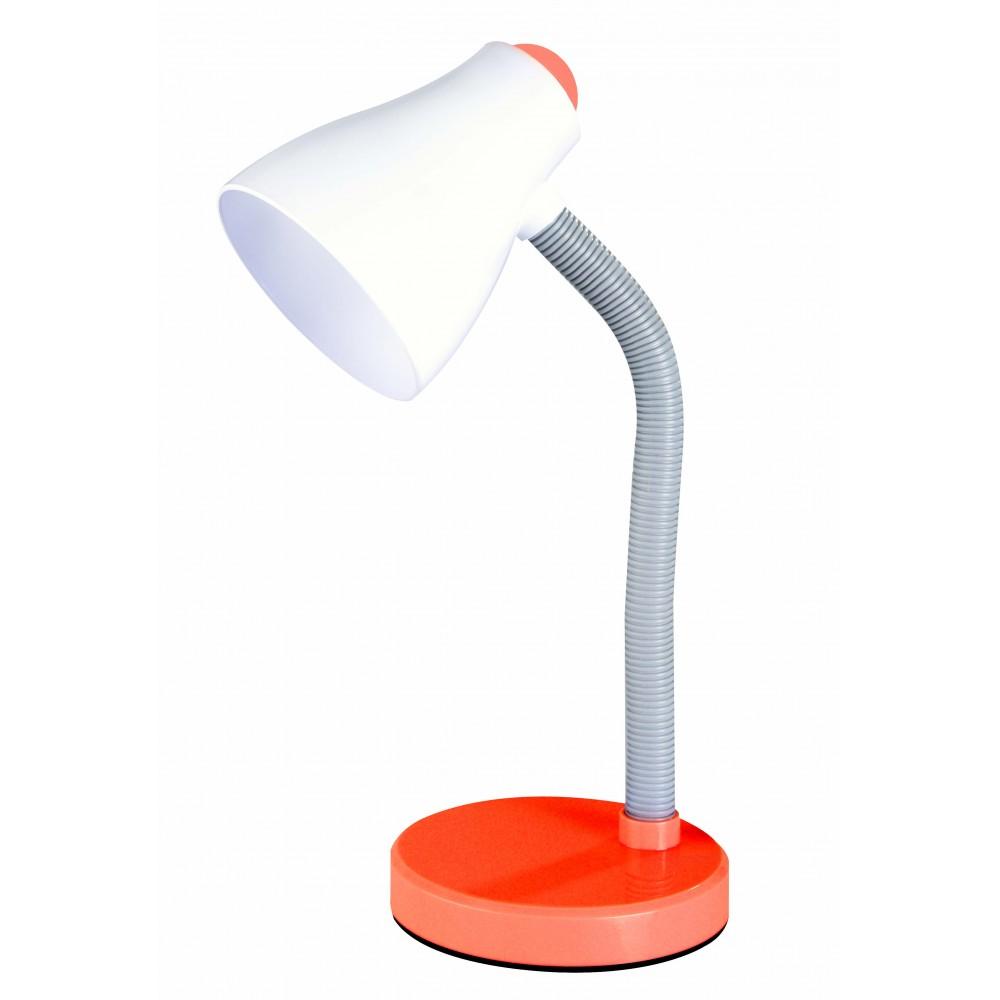 Настолна лампа SMILE оранж E27 11W Desonia
