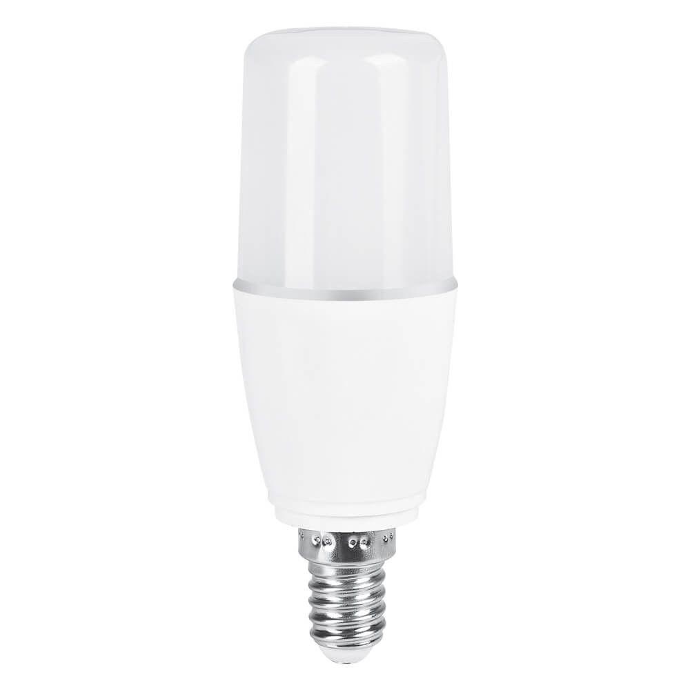 LED лампа 230V топло бяла светлина 8W E14 4172