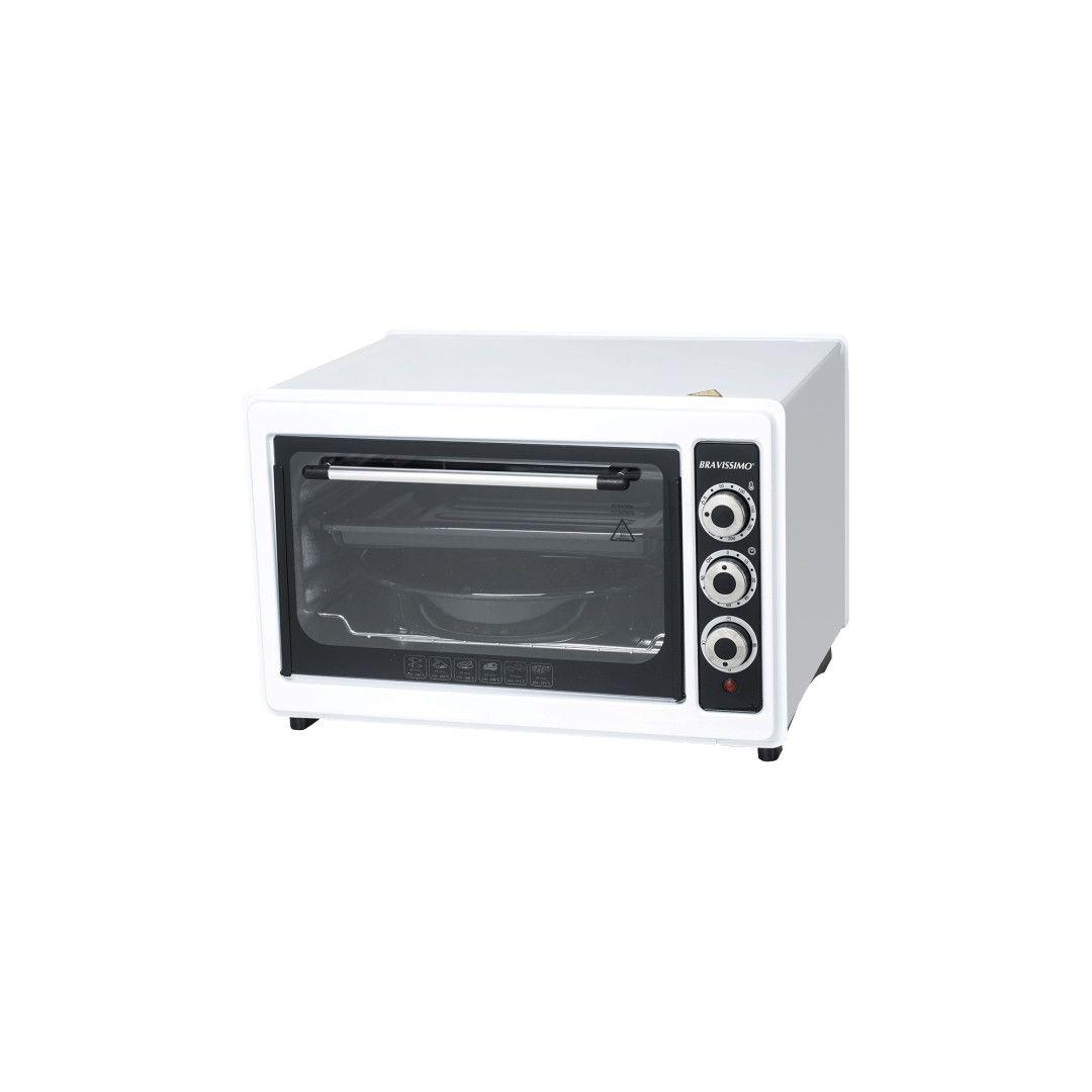 Готварска печка Bravissimo F33-1300W