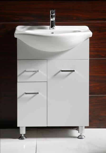 Мебел за баня Капри 5037   шкаф Капри 1050-50   см
