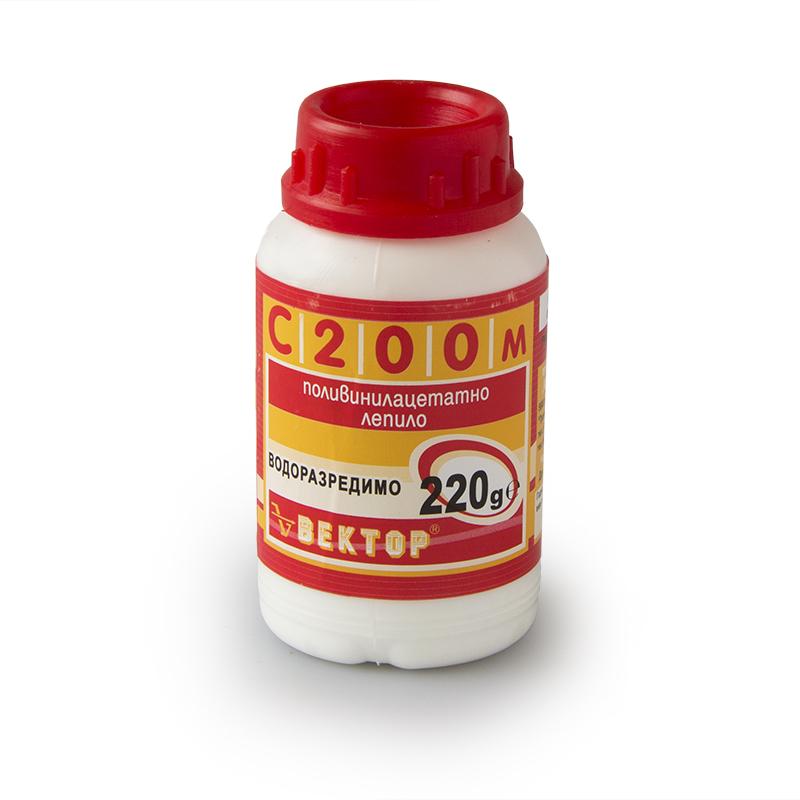 Лепило С 200 Вектор 220гр