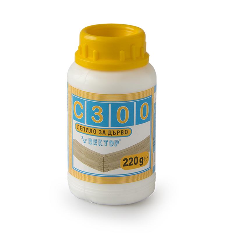 Лепило С 300 Вектор 220гр