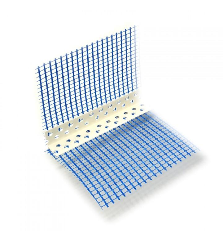 Профил водооткапващ PVC 2.5м скрит монтаж 135974