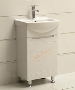 Мебел за баня долен шкаф и умивалник ICP 5044 8750