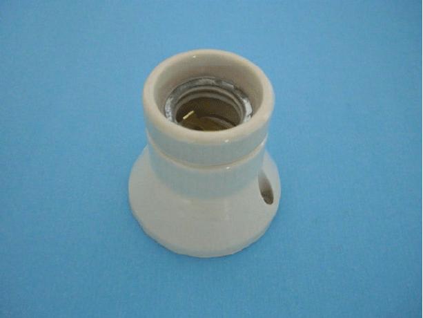 Фасунга висяща порцеланова Е40 16А/250V Кубрат