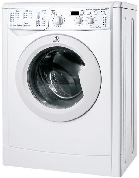 Пералня Indesit EWSD 51051 W