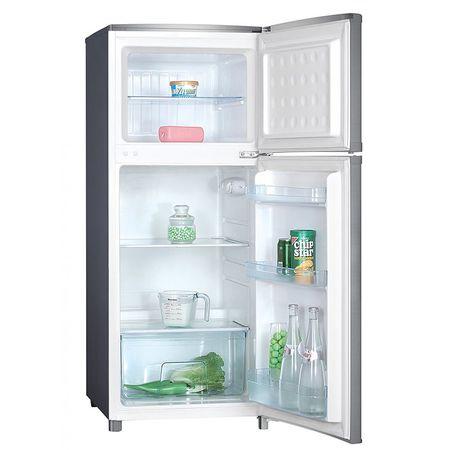 Хладилник с горна камера Crown DF 276 S инокс