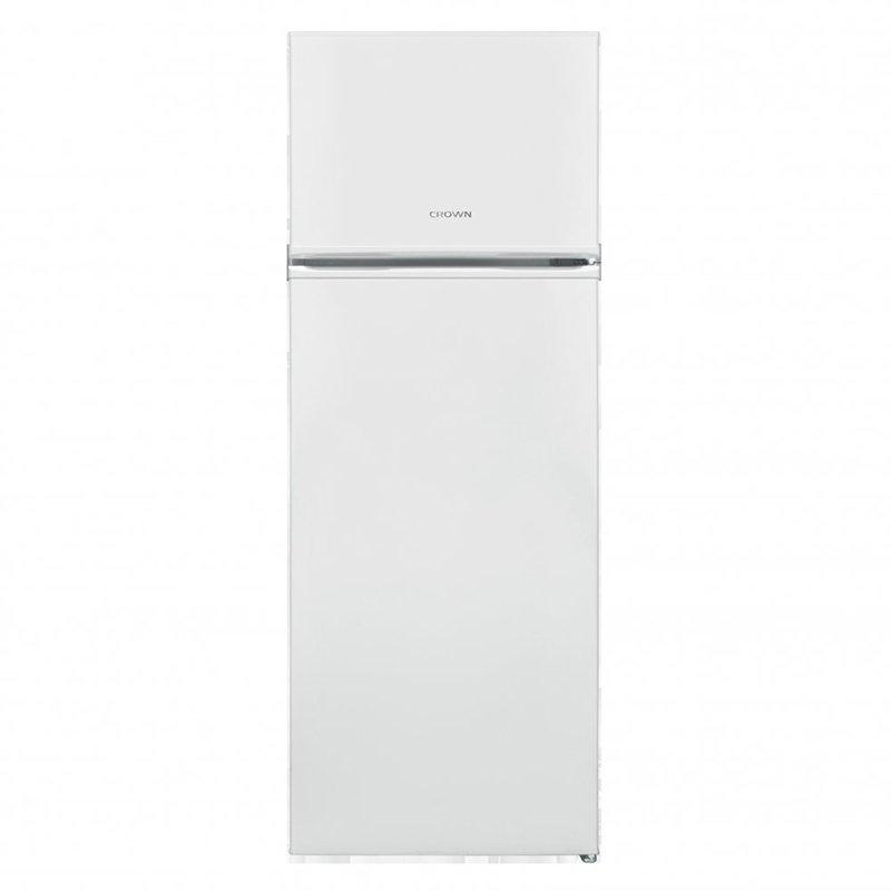 Хладилник с горна камера Crown GN263