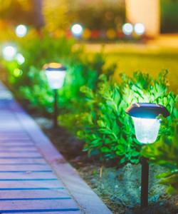Градинско осветление